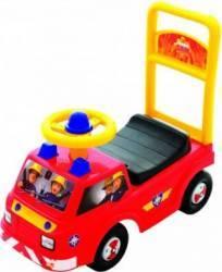 Masinuta pentru copii de impins Masinuta Pompierului Sam Jupiter Masinute si vehicule pentru copii