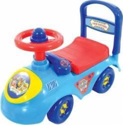 Masinuta pentru copii de impins Paw Patrol cu spatiu depozitare Masinute si vehicule pentru copii