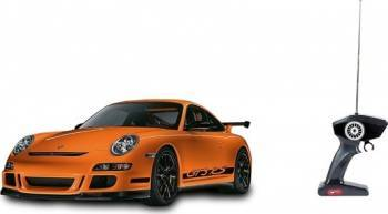 Masinuta telecomanda Mondo pentru copii Porsche 911 GT3 RS scara 1 14
