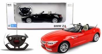 pret preturi Masinuta cu Telecomanda Replica BMW Z4 Cabrio cu Lumini LED Scara 1 12 Rosu