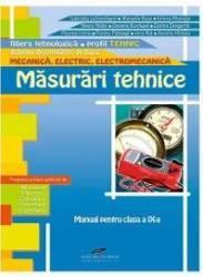 Masurari tehnice Cls 9 - Gabriela Lichiardopol Manuela Buse Iuliana Mustata