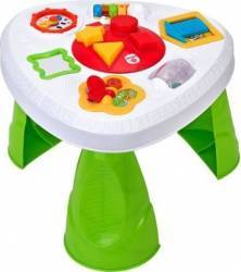 Masuta si centru activitati bebelusi Globo Vitamina G 05205 cu sortator Jucarii Bebelusi