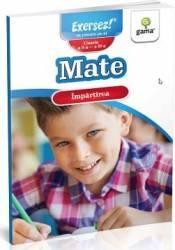Mate Impartirea. Clasa 2-3