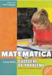 Matematica - Clasa 10 - Culegere de probleme Ed.2 - Ancuta Heisu