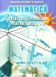 Matematica - Clasa 10 - Exercitii si probleme - Gheorghe Adalbert Schneider