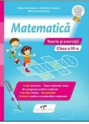 Matematica - Clasa 3 - Teorie si exercitii - Iliana Dumitrescu Nicoleta Ciobanu