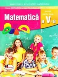 Matematica - Clasa 5 - Manual + CD - Mona Marinescu Ioan Pelteacu Elefterie Petrescu