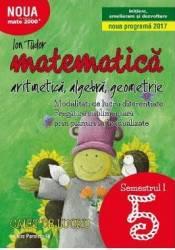 Matematica - Clasa 5. Sem. 1 - Caiet de lucru. Initiere - Ion Tudor