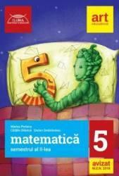 Matematica - Clasa 5. Sem.2 - Marius Perianu Catalin Stanica