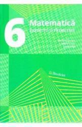 Matematica - Clasa 6 - Exercitii si probleme - Nicolae Sanda Adela Cotul Valer Pop