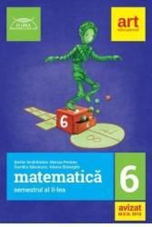 Matematica - Clasa 6. Sem.2 - Stefan Smarandoiu Marius Perianu