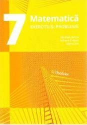 Matematica - Clasa 7 - Exercitii si probleme - Nicolae Sanda Iuliana Chilom