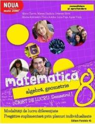 Matematica - Clasa 8. Partea I - Caiet de lucru. Consolidare - Marin Chirciu Marian Haiducu Carti