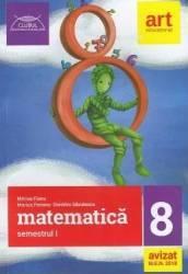Matematica - Clasa 8 Sem.1 - Mircea Fianu Marius Perianu
