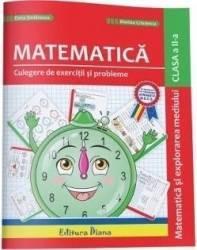 Matematica - Clasa a 2-a - Culegere de exercitii si probleme - Elena Stefanescu Dorina Cristescu