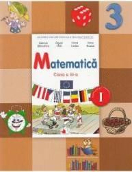 Matematica - Clasa a 3-a. Sem. 1 - Manual + CD - Gabriela Barbulescu Olguta Calin Doina Cindea Elena Niculae