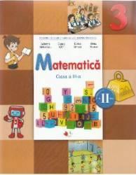 Matematica - Clasa a 3-a. Sem. 2 - Manual + CD - Gabriela Barbulescu Olguta Calin Doina Cindea Elena Niculae