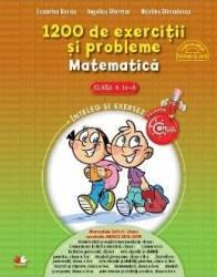 Matematica - Clasa a 4-a - 1200 de exercitii si probleme - Ecaterina Bonciu Angelica Gherman Carti