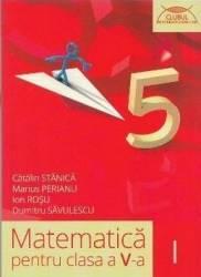 Matematica - Clasa a 5-a Sem. 1 Ed. 2015 - Catalin Stanica Marius Perianu Carti