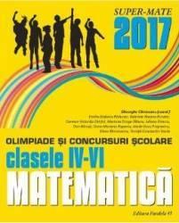 Matematica - Clasele 4-6 - Olimpiade si concursuri scolare - Gheorghe Cainiceanu