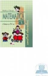Matematica caietul elevului cls 4 Partea 1 - Rodica Chiran