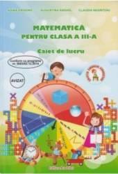 Matematica clasa 3 - Caiet de lucru - Adina Grigore Augustina Anghel Claudia Negritoiu