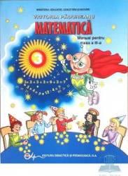 Matematica clasa 3 - Victoria Padureanu