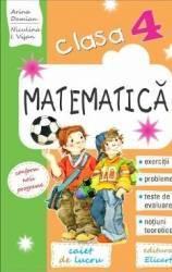 Matematica Clasa 4 Caiet - Arina Damian Niculina I. Visan