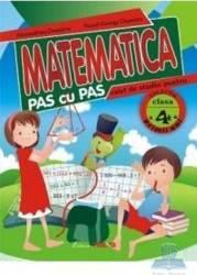 Matematica clasa 4 caiet pas cu pas - Alexandrina Dumitru Viorel-George Dumitru