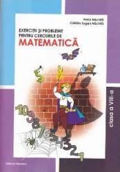 Matematica clasa 8 exercitii si probleme pentru cercurile de matematica - Petre Nachila Carti