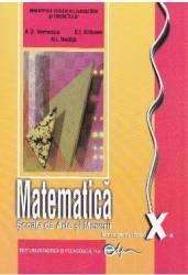 Matematica cls 10 SAM ed.2008 - A.D. Vernescu E.I. Nedita E.B. Eriksen title=Matematica cls 10 SAM ed.2008 - A.D. Vernescu E.I. Nedita E.B. Eriksen