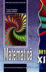 Matematica Cls 11 M1 - Csapo Hajnalka Andras Szilard