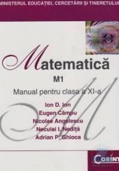 Matematica Cls 11 M1 - Ion D. Ion Eugen Campu Nicolae Angelescu