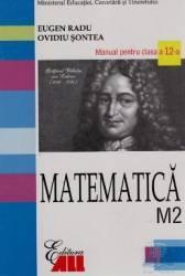 Matematica Cls 12 M2 2007 - Eugen Radu Ovidiu Sontea