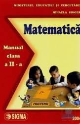 Matematica cls 2 - Mihaela Singer Carti