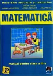 Matematica Cls 3 - Valeria Cristici Aurelia Arghirescu Aurelia Fierascu