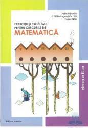 Matematica cls 3 Exercitii si probleme pentru cercurile de mate - Petre Nachila