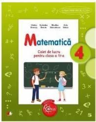 Matematica cls 4 caiet - Viorica Boarcas Ecaterina Bonciu