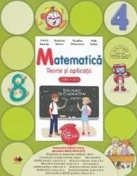 Matematica cls 4 teorie si aplicatii - Viorica Boarcas