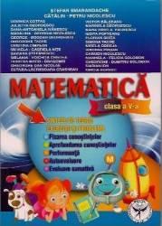 Matematica Cls 5 - Sinteze De Teorie. Exercitii Si Probleme - Stefan Samarandache