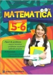 Matematica cls 5-6 - Nicolae Ivaschescu Ion Patrascu