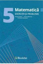 Matematica cls 5 Exercitii si probleme - Nicolae Sanda Monica Berende