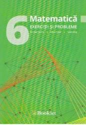 Matematica cls 6 Exercitii si probleme - Nicolae Sanda Adela Cotul