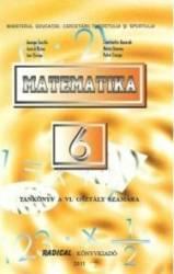 Matematica cls 6 lb. maghiara - George Turcitu Nicolae Ghiciu Constantin Basarab Ionica Rizea