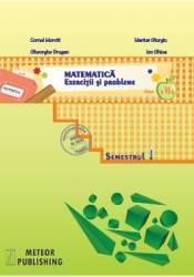 Matematica Cls 6 semestrul 1 2013-2014 Exercitii si probleme - Cornel Moroti Marius Giurgiu Gheorghe Drugan Ion Ghica