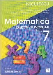 Matematica cls 7 Exercitii si probleme ed.2016 - Rozica Stefan Valeria Buduianu