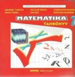 Matematica cls 7 lb. maghiara - George Turcitu Niculae Chiciu