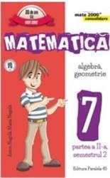 Matematica Cls 7 Partea Ii Sem 2 Consolidare Ed.5