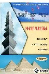 Matematica Cls 8 - Lb. Maghiara - Mihaela Singer Cristian Voica Consuela Voica Carti