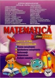 Matematica Cls 8 - Sinteze De Teorie. Exercitii Si Probleme - Stefan Samarandache